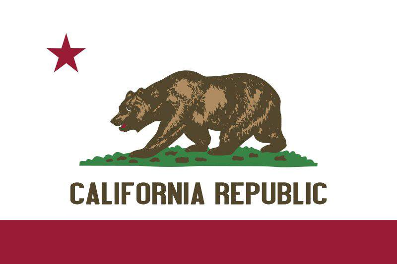 USA - California